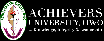 Achievers University Resumption Date for 2020/2021 Session Announced