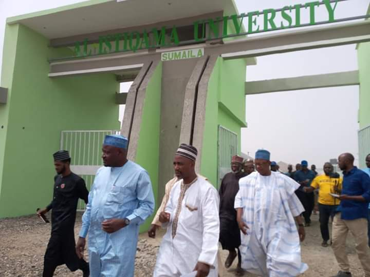 Newly approved Al-Istiqama University to take off with 12 Degree programmes