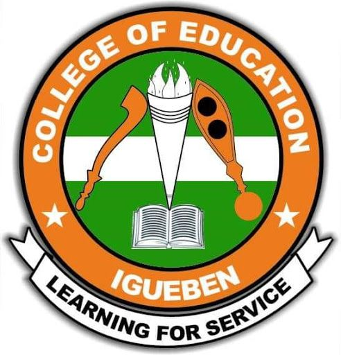 College of Education Igueben Courses & Requirements