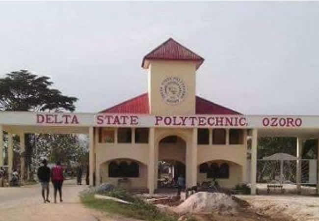 delta state poly ozoro part-time form