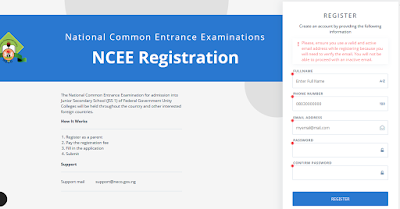 enter all necessary information. Make sure you use valid phone number and email