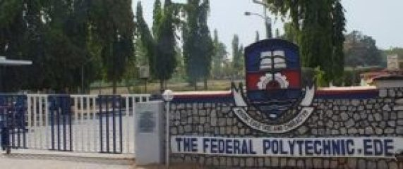Federal Poly Ede ND Part-time Form