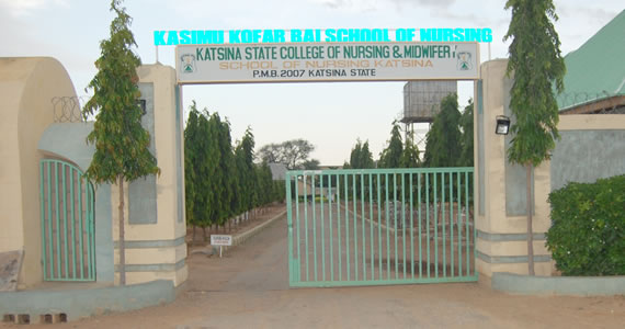 Katsina College of Nursing and Midwifery qualified candidates for entrance exam, 2020/2021