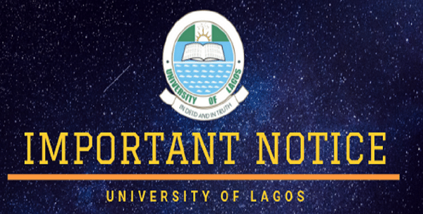 UNILAG Payment Procedure for Convocation Academic Out 2019